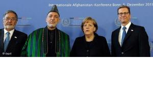مؤتمر أفغانستان في بون