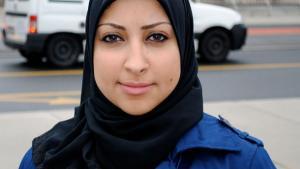 مريم الخواجة. المصدر: مريم الخواجة