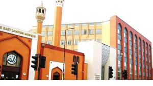 مسجد شرق لندن، الصورة ويكيبيديا