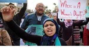 النساء في الثورات العربية: ا ب