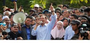 رويتر تبرئة زعيم المعارضة الماليزية أنور إبراهيم
