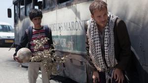 لقطة من فيلم ''زيتون'' للمخرج عيران ريكليس.
