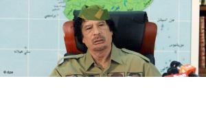 القذافي وسياسة الأرض المحروقة
