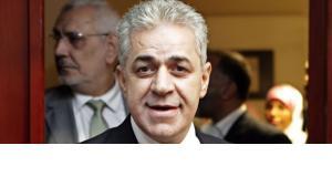مرشَّح رئاسية الجمهورية في مصر حمدين صباحي:  الصورة د ب ا