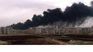 حمص تحت نيران الأسد، الصورة رويتر