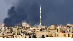 نظام الأسد بعد تفجيرات مبنى الأمن القومي- هل هي بداية النهاية؟ الصورة د ب ا