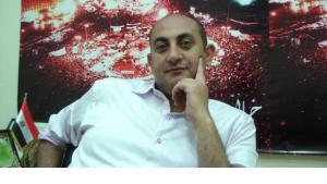 مرشَّح الرئاسة المصرية علي خالد، الصورة سوزانه شاندا