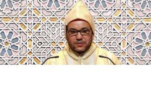 العاهل المغربي، الصورة ا ب