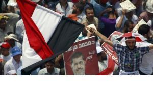 بانتخاب الإخواني محمد مرسي رئيساً للجمهورية تبدأ مصر مرحلة جديدة في تاريخها