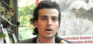 المدوِّن المصري مايكل نبيل سند