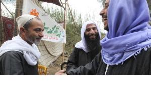 ندى أبو المعاطس مرشح السلفيين، الصورة رويترز