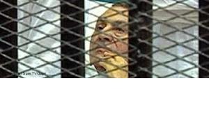 محاكمة مبارك في القاهرة ، الصورة أب