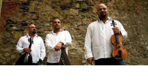 الثلاثي الفلسطيني الموسيقي خوري