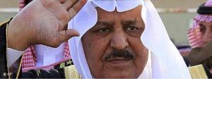 الأمير نايف ولي العهد السعودي