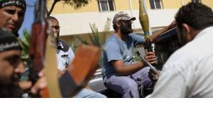 الليبيون يترقبون أول امتحان عبر صناديق الاقتراع منذ نصف قرن، الصورة  د ب ا