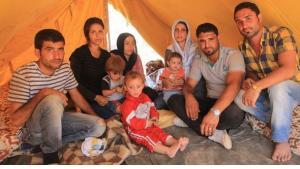 اللاجئون السوريون في شمال العراق الصورة جان خولمان