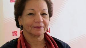 الكاتبة المصرية سلوى بكر الصورة كلاوديا منده