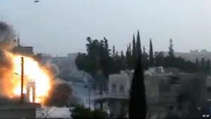 الشعب السوري بين ''مخالب'' الأسد و''أنياب'' الحصار