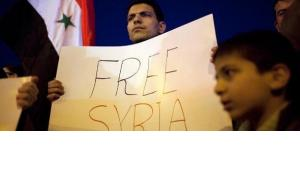 الكاتب الألماني السوري رفيق شامي في قراءة للثورة السورية، الصورة عبير سلطان