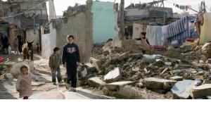 الفقر والتهميش ...الصورة د ب ا