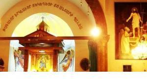 كنيسة في حلب، الصورة  ويكيميديا