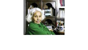 نوال السعداوي. الصورة http://www.nawalsaadawi.net/