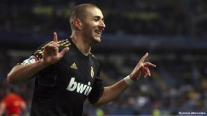 وجوه عربية: كريم بنزيمة نجم ريال مدريد المدلل وهداف المنتخب الفرنسي