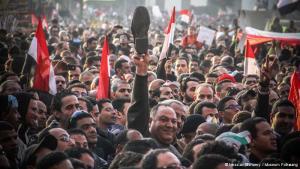 أفلام الفيديو والصور التي تتناقلها وسائل الإعلام العالمية ترسم نظرة شاملة عن واقع الثورة المصرية والمظاهرات المتوالية التي يشهدها ميدان التحرير، الذي أصبح رمزا للثورة. وتعتبر مواقع التواصل الاجتماعي مثل الفيسبوك منبرا أساسيا لانتشار هذه الصور في جميع أنحاء العالم. ولكن هل تعكس هذه الصور حقا واقع أحداث الثورة؟