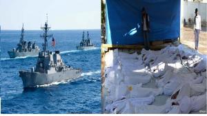 صورتان لمقاتلات بحرية أمريكية  ولضحايا السلاح الكيميائي في ريف دمشق
