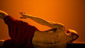 من رقصات (الكوريوغراف) المغربي البلجيكي سيدي العربي الشرقاوي
