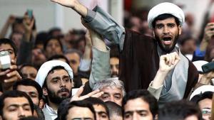 متظاهرون شيعة في إيران عام 2013. photo: icana.ir