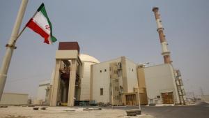 منشأة نووية إيرانية. Foto: dapd