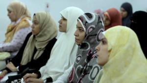 مشهد من الفيلم الوثائقي: استسلام. من إخراج منى النجار