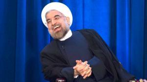 الرئيس الإيراني حسن روحاني في نيويورك، سبتمبر/ أيلول 2013.  photo: Keith Bedford /REUTERS