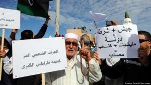 ضغوط شعبية وسياسية متزايدة في طرابلس من أجل رحيل الميليشيات