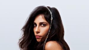 المغنية اللبنانية ياسمين حمدان. Foto: Nadim Asfar