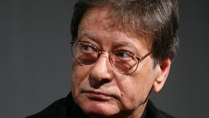 Mahmud Darwish (photo: AP)