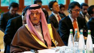 وزير الخارجية السعودي سعود الفيصل