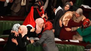 المجلس التأسيسي التونسي الأحد 26 يناير/ كانون الثاني 2014