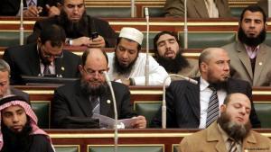 السلفيون في اول برلمان منتخب بشكل ديمقراطي في مصر