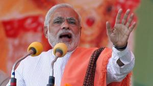 ناريندرا مودي.  Foto: Reuters