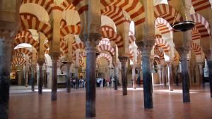 المسكيتا، الكنيسة-المسجد في مدينة قرطبة الأندلسية. Foto: picture-alliance/dpa