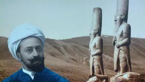 معرض حول رحلات ماكس فون أوبنهايم وحياته مع البدو