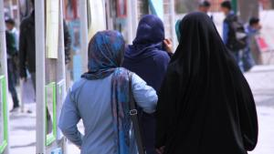 نساء في كابول. Foto: DW/H. Sirat