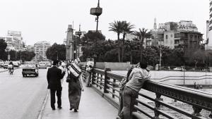 مشهد غرامي في القاهرة. Foto: © Samuli Schielke