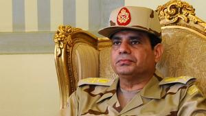 عبد الفتاح السيسي. Foto: Reuters