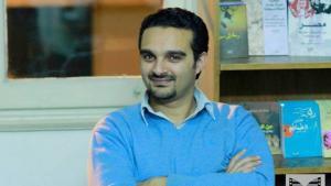 الشاعر المصري ميسرة صلاح الدين. Foto: privat