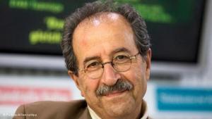 الكاتب السوري الألماني رفيق شامي. Foto: dpa/picture-alliance