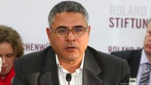 ; الناشط الحقوقي المعروف جمال عيد، مدير الشبكة العربية لمعلومات حقوق الإنسانFoto: picture-alliance