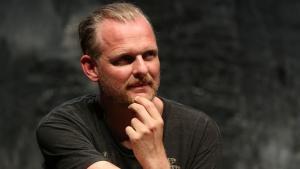 المخرج المسرحي الألماني توماس أوسترماير.  Thomas Ostermeier©